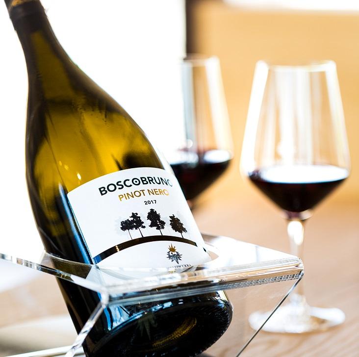 Degustazione Pinot Nero con H. Kocher