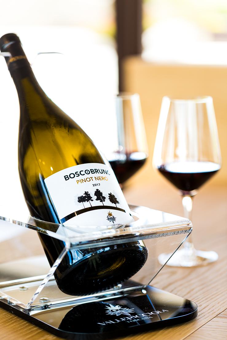 Pinot Noir tasting hosted by H. Kocher