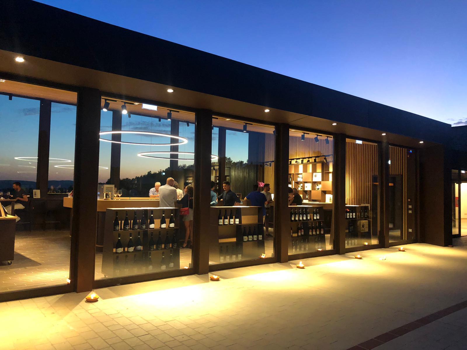 """Inaugurazione del nuovo wine shop e dei mercoledì di """"Vallepicciola, Wine, Food & Music"""""""